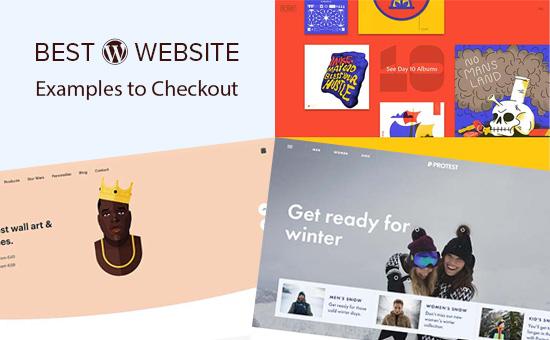 21 Trang web tuyệt vời bằng WordPress bạn nên học hỏi vào năm 2020