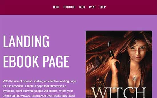 29 chủ đề WordPress tốt nhất dành cho tác giả