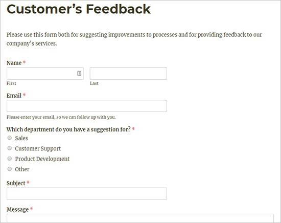 cach-them-form-feedback-vao-wordpress-don-gian