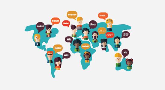 Ngôn ngữ và bản địa hóa