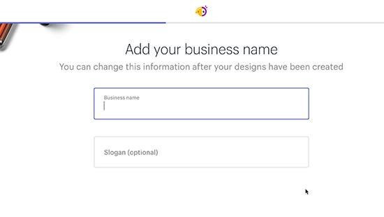 Nhập tên doanh nghiệp của bạn