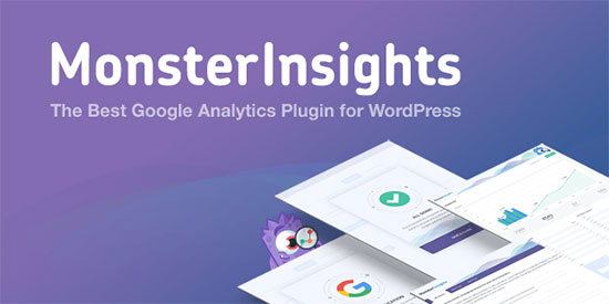 MonsterInsights Plugin Google Analytics WordPress tốt nhất