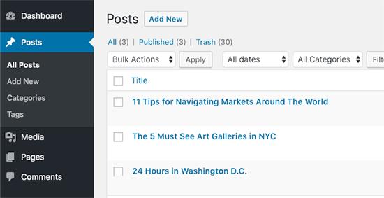 Blog bài viết nhập khẩu