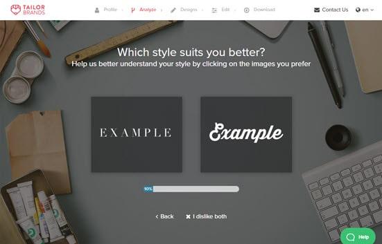 Chọn kiểu phông chữ ưa thích của bạn