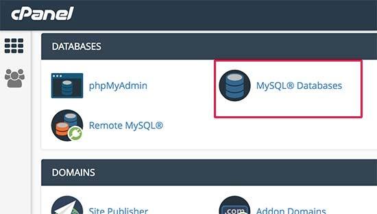 Cơ sở dữ liệu MySQL