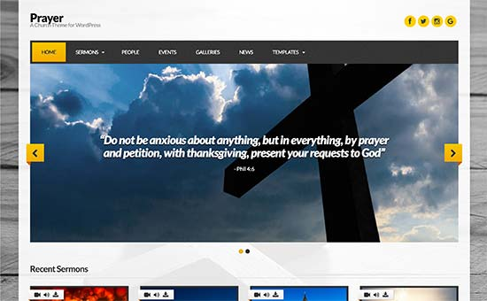 Người cầu nguyện