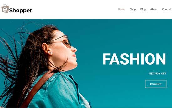 Thời trang thương mại điện tử