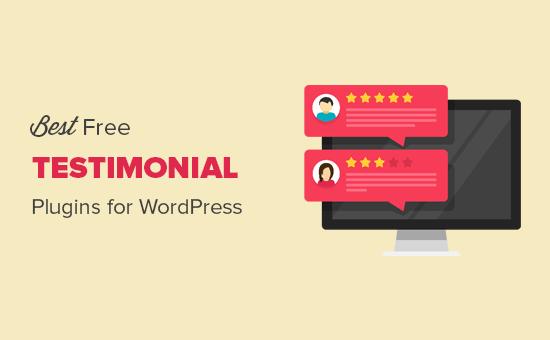 Các plugin lời chứng thực tốt nhất cho WordPress